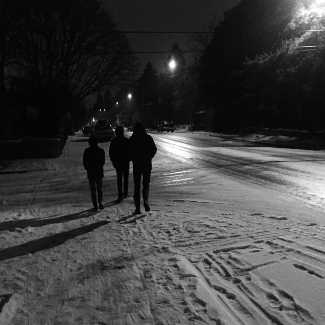 drowse-snow-bw